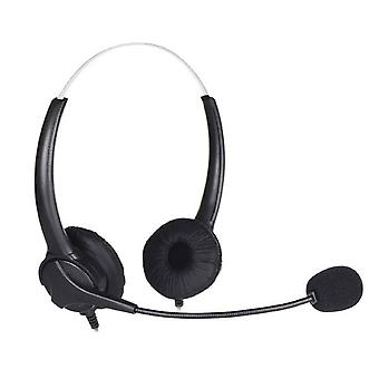 Shintaro Stereo USB-headset met noise cancelling microfoon