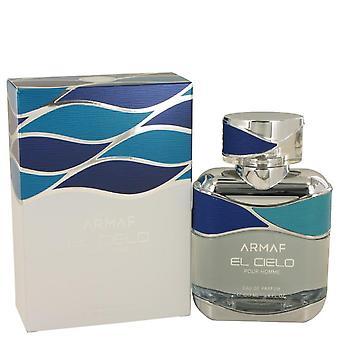 Armaf El Cielo Eau De Parfum Spray By Armaf 3.4 oz Eau De Parfum Spray