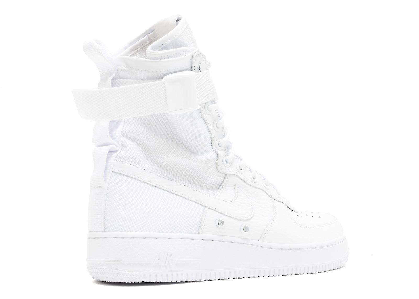 Sf Air Force 1 Triple White Complexcon - 903270-100 Sko
