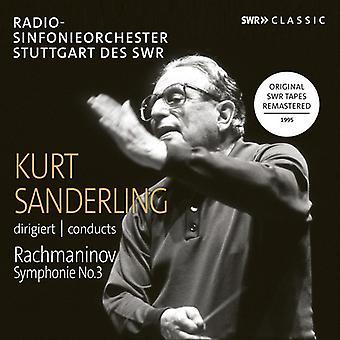 Rachmaninoff / Sanderling - Kurt Sanderling Conducts Rachmaninov [CD] USA import