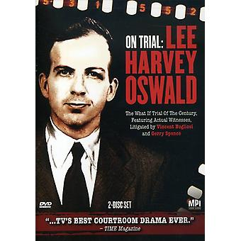 Trial of Lee Harvey Oswald - The on Trial: Lee Harvey Oswald [2 Discs] [DVD] USA import