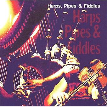 Harps Pipes & Fiddles - Harps Pipes & Fiddles [CD] USA import