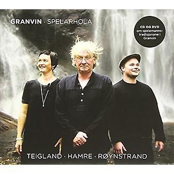 Spelarhola - Granvin Og Hardingfela [CD] USA import