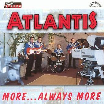 Atlantis - More Always More [CD] USA import