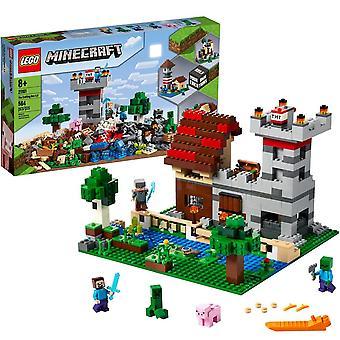 LEGO Minecraft - Pudełko twórców 3.0