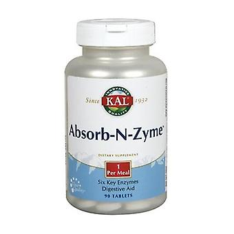 Absorb-N-Zyme 90 tabletten