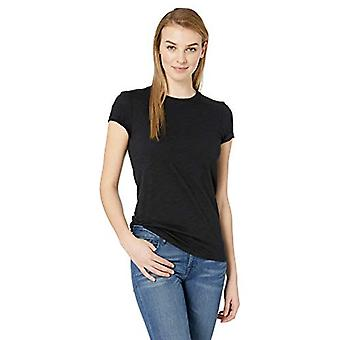 Brand - Daily Ritual Women's Washed Cotton Short-Sleeve Crew Neck T-Sh...