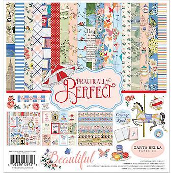 """Carta Bella Collection Kit 12""""X12» - Pratiquement parfait"""