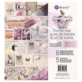 Prima Marketing Moon Child 8x8 Inch Paper Pad