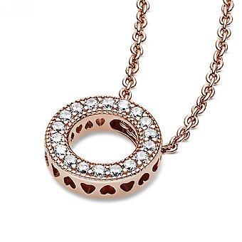 Dames collar Pandora Sieraden 387436C01-45 - Pandora Handtekening