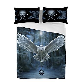 Wild Star - wecken Sie Ihre Magie - Bettdecke Set uk Kingsize