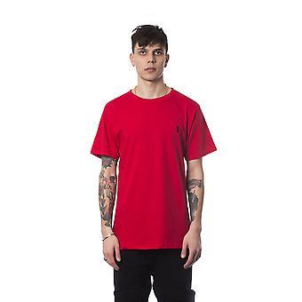 Nicolo Tonetto Rosso Red T-Shirt NI681751-S
