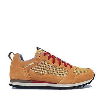 Men & apos;s Merrell Alpine Sneaker Utbildare i guld