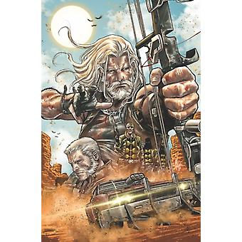 Old Man Hawkeye The Complete Collection by Ethan Sacks & Illustrated by Marco Checcetto & Illustrated by Francesco Mobili