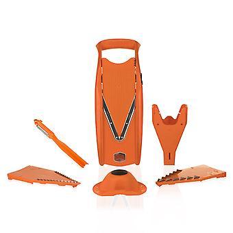 Börner V5 PowerLine Plus Set Orange