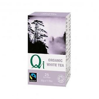 Herbal Health - White Tea - Organic & Fairtrade 25bags