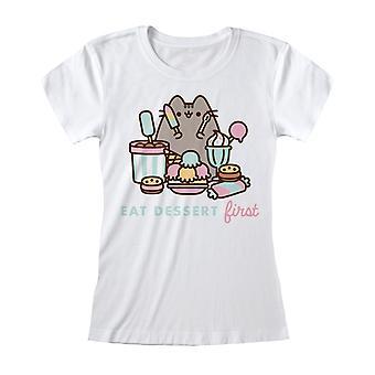 Pusheen Womens/Ladies T-Shirt