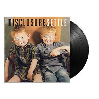 Offenlegung - Settle Vinyl
