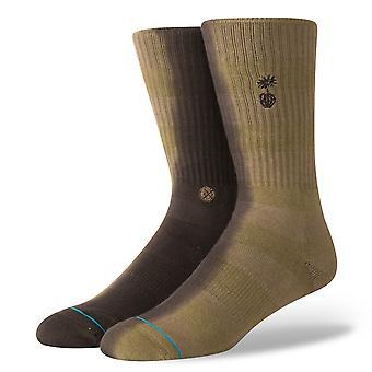 Stance Get Shacked Socken - Olive