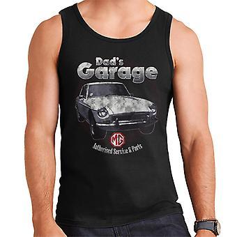 MG Dads Garage British Motor Heritage Men's Vest