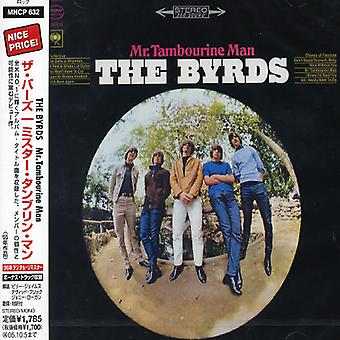 Byrds - Mr. Tambourine Man [CD] USA importeren
