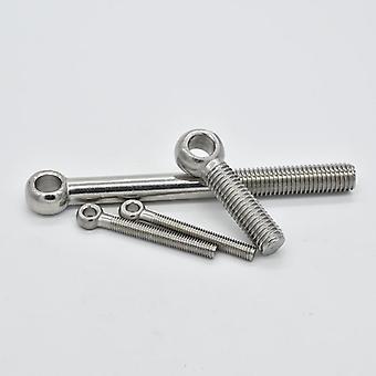 304 Stainless Steel Ring Link Bolt Fisheye Eye Slip Hole Screw