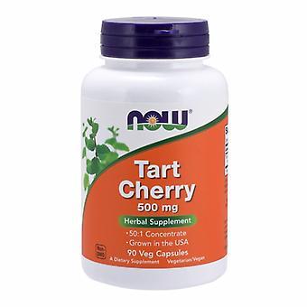 Maintenant Aliments Tarte Cerise, 500 mg, 90 Bonnets de légumes
