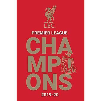 Liverpool FC Valioliigan juliste