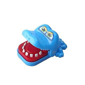 Pieni baari krokotiili hammaslääkärit nämä temppu, King-size Bites Family Games Gag