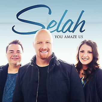 Selah - You Amaze Us [CD] USA import