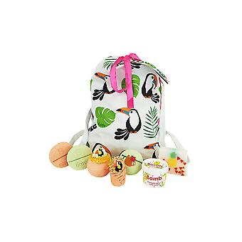 Bomb Cosmetics Wash Bag Set - Toucan Play At That Game