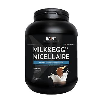 Milk & Egg 95 Micellaire Chocolate 750 g of powder (Chocolate)