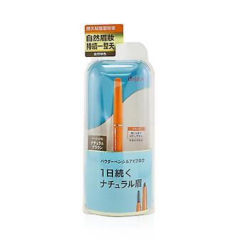 Natural lasting eyebrow natural brown (e2) 254850 -
