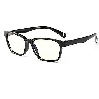 Lapset Optiset lasit Joustava Turvallinen Tavallinen Peili Silikoni Anti-sininen Valo