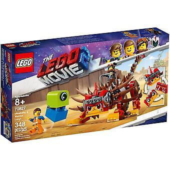 LEGO 70827 Ultrakatty & Warrior Lucy