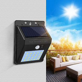 Led Solar Power Street Light Motion Sensor Lamp Waterproof Panel Pir Garden