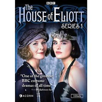 House af Eliott: serie 1 [DVD] USA importerer