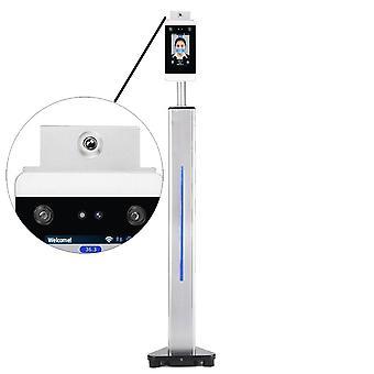 Sistema de atendimento e controle de acesso do reconhecimento facial