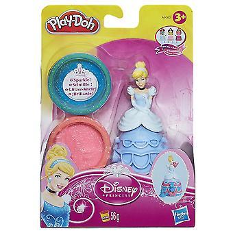 Play-doh disney prinsessa hahmo tuhkimo