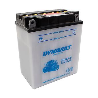 Dynavolt CB12AB High Performance Battery With Acid Pack