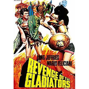 Feuer über Rom Movie Poster (11 x 17)