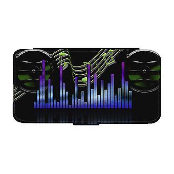 Music Spectrum iPhone 11 Portemonnee Hoesje