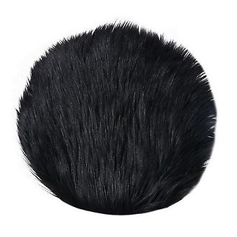 Artificial Sheepskin Rug Chair Cover Bedroom Mat, Artificial Wool Warm Hairy