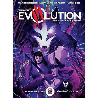 ANIMOSITY EVOLUTION LA SERIE COMPLETA HC 2020Animosity Evolution