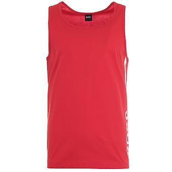 BOSS Bodywear Sustainable Tank Top - Red