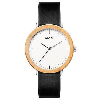MAM Ferra Watch - Noir/Blanc
