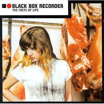 Black Box Recorder - Facts of Life [CD] USA import