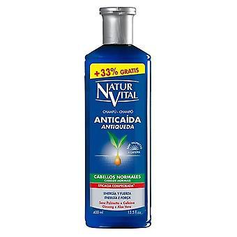 Naturaleza y Vida Refreshing Anticaida Shampoo 400 ml