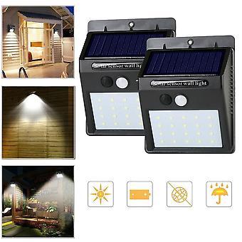 Led Waterproof Solar Sensor Light Motion