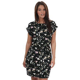 Women's Vero Moda Yksinkertaisesti helppo oline mekko musta